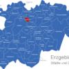 Map Erzgebirgskreis Auerbach