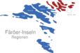 Map Färöer Inseln Regionen Northern_Isles