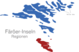 Map Färöer Inseln Regionen Suauroy_1_