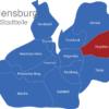 Map Flensburg Stadtteile Engelsby