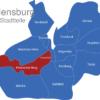 Map Flensburg Stadtteile Friesischer_Berg