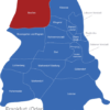 Map Frankfurt Oder Ortsteile Boossen