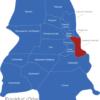 Map Frankfurt Oder Ortsteile Gubener_Vorstadt