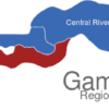 Map Gambia Regionen Lower_River