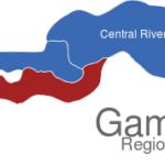 Map Gambia Regionen Lower_River