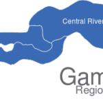 Map Gambia Regionen Upper_River