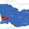 Map Georgien Regionen Gurien