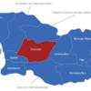 Map Georgien Regionen Imeretien