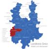 Map Greiz Auma-Weidatal