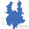 Map Greiz Bethenhausen