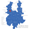 Map Greiz Bocka