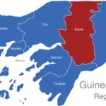 Map Guinea Bissau Regionen Bafata_1_