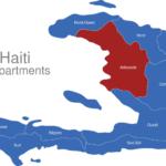 Map Haiti Departments Artibonite