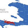 Map Haiti Departments Nippes
