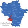 Map Halle Stadtteile Böllberg_x2F_Wörmlitz