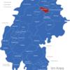 Map Ilm Kreis Alkersleben