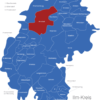 Map Ilm Kreis Arnstadt