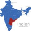 Map Indien Bundesstaaten Andhra_Pradesh