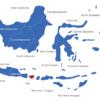 Map Indonesien Provinzen Bali