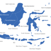 Map Indonesien Provinzen Banten