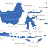 Map Indonesien Provinzen Bengkulu