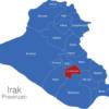 Map Irak Provinzen Al-Qadisiyyah_1_