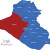 Map Irak Provinzen Al_Anbar