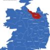 Map Irland Grafschaften Cavan