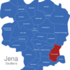 Map Jena Stadtteile Drackendorf