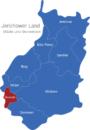 Map Jerichower Land Biederitz