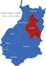 Map Jerichower Land Genthin