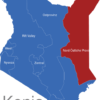 Map Kenia Provinzen Nord_ostliche_Provinz