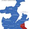 Map Kiel Bezirke Elmschenhagen_Kroog