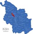 Map Köln Stadtteile Bilderstöckchen