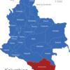Map Kolumbien Departement Amazonas
