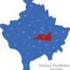 Map Kosovo Postleitzahlen Zweistellig PLZ-14-XK_1_