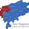Map Kreis Bad Segeberg Bad_Bramstedt-Land
