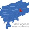 Map Kreis Bad Segeberg Bad_Segeberg