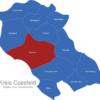 Map Kreis Coesfeld Dülmen