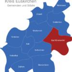 Map Kreis Euskirchen Bad_Münstereifel