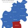 Map Kreis Euskirchen Blankenheim