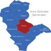 Map Kreis Gütersloh Gütersloh