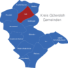 Map Kreis Gütersloh Halle