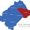 Map Kreis Heinsberg Erkelenz