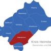 Map Kreis Heinsberg Geilenkirchen