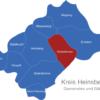 Map Kreis Heinsberg Hückelhoven