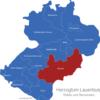 Map Kreis Herzogtum Lauenburg Buchen