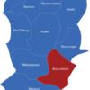 Map Kreis Höxter Borgentreich