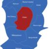 Map Kreis Höxter Brakel