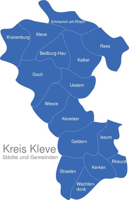 Kreis Kleve